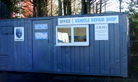 Vehicle Repair Shop Daventry