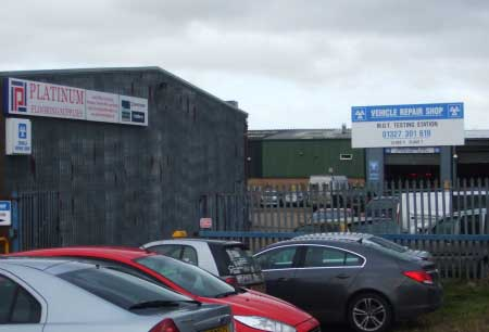 MOT Station Daventry