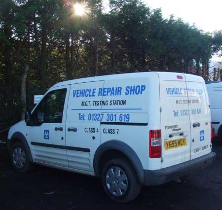 Vehicle Repairs Daventry